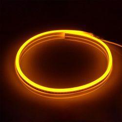 Світлодіодний неон SMD 2835 120д.м. (IP67) 220V (VPN-2835120220-Y) жовтий