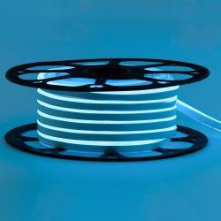 Светодиодный неон Venom SMD 2835 120д.м. (IP67) 12V 6x12 (VPN-283512012-612-IB)  голубой лед