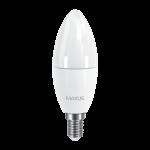 Набор LED ламп MAXUS C37 6W 220V E14 (по 2 шт.) (2-LED-533)