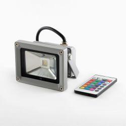 Светодиодный прожектор Venom 10Вт RGB Premium