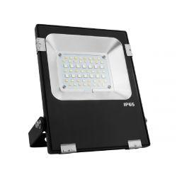 Светодиодный прожектор 20W RGB+CCT LED Floodlight, WI-FI, (AC) MI-LIGHT (GLT04)