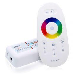 RGB-контроллер Mi-Light RF радіо з пультом, сенсорний (2,4 ГГц)