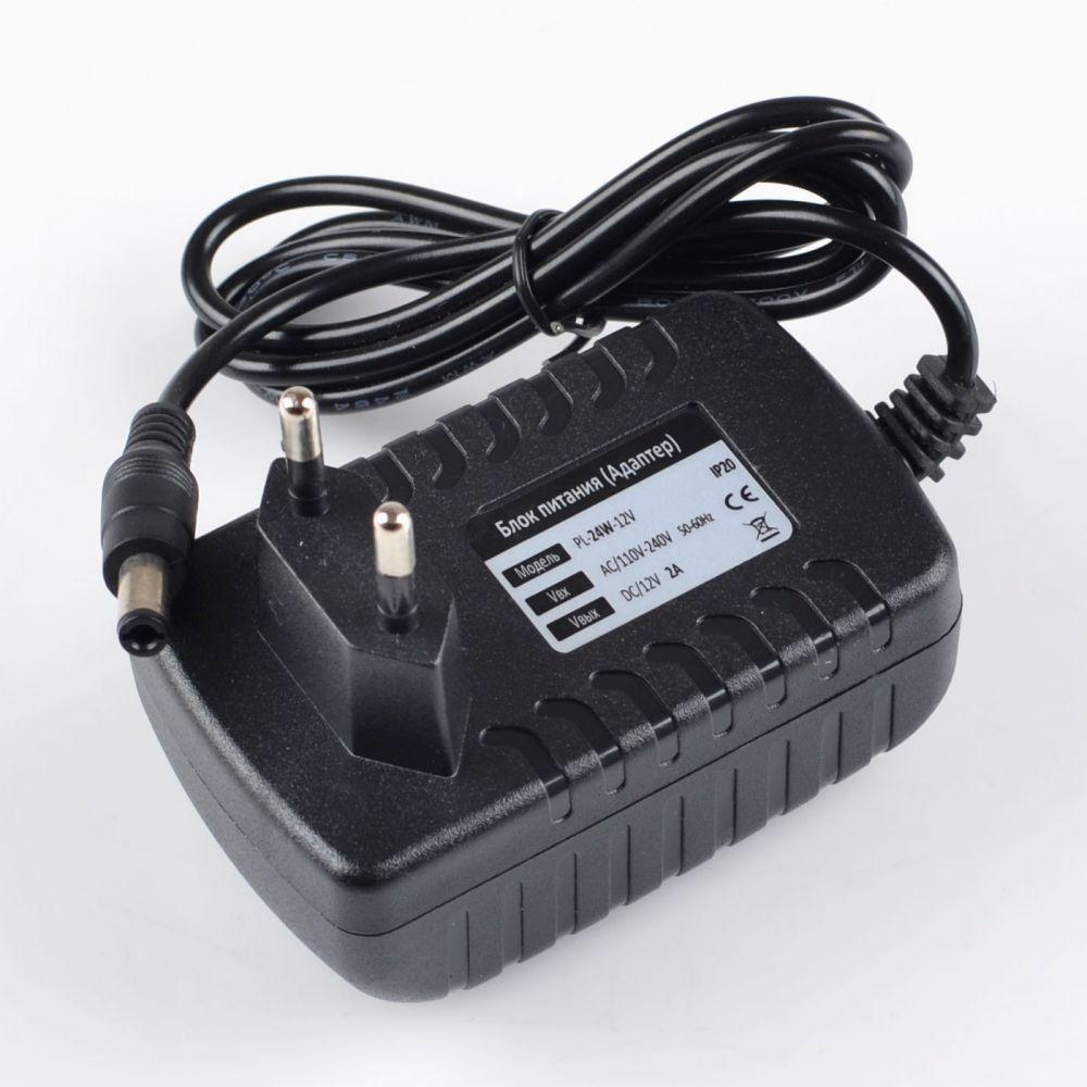 Блок питания Venom Розеточный (адаптер) 12V 24Вт