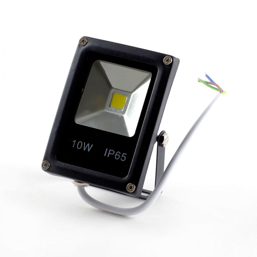 Светодиодный прожектор Venom 10Вт Slim