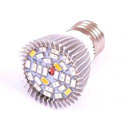 Светодиодная фито лампа VENOM для растений  E27 25Вт