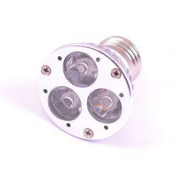 Світлодіодна лампа VENOM ультрафіолетова 3Вт Е27 220V