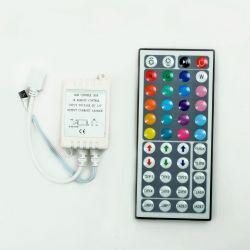 RGB-контроллер Ledstorm IR инфракрасный 6А (44 кнопки на пульте)