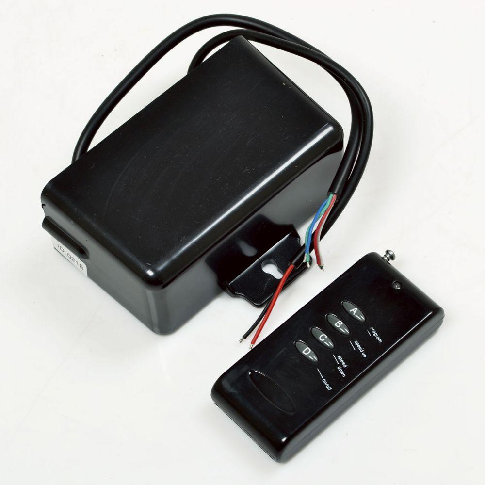 RGB-контроллер Venom RF радио влагозащищенный 9A (4 кнопки на пульте)