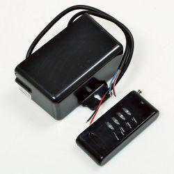 RGB-контроллер Ledstorm RF радио влагозащищенный 9A (4 кнопки на пульте)