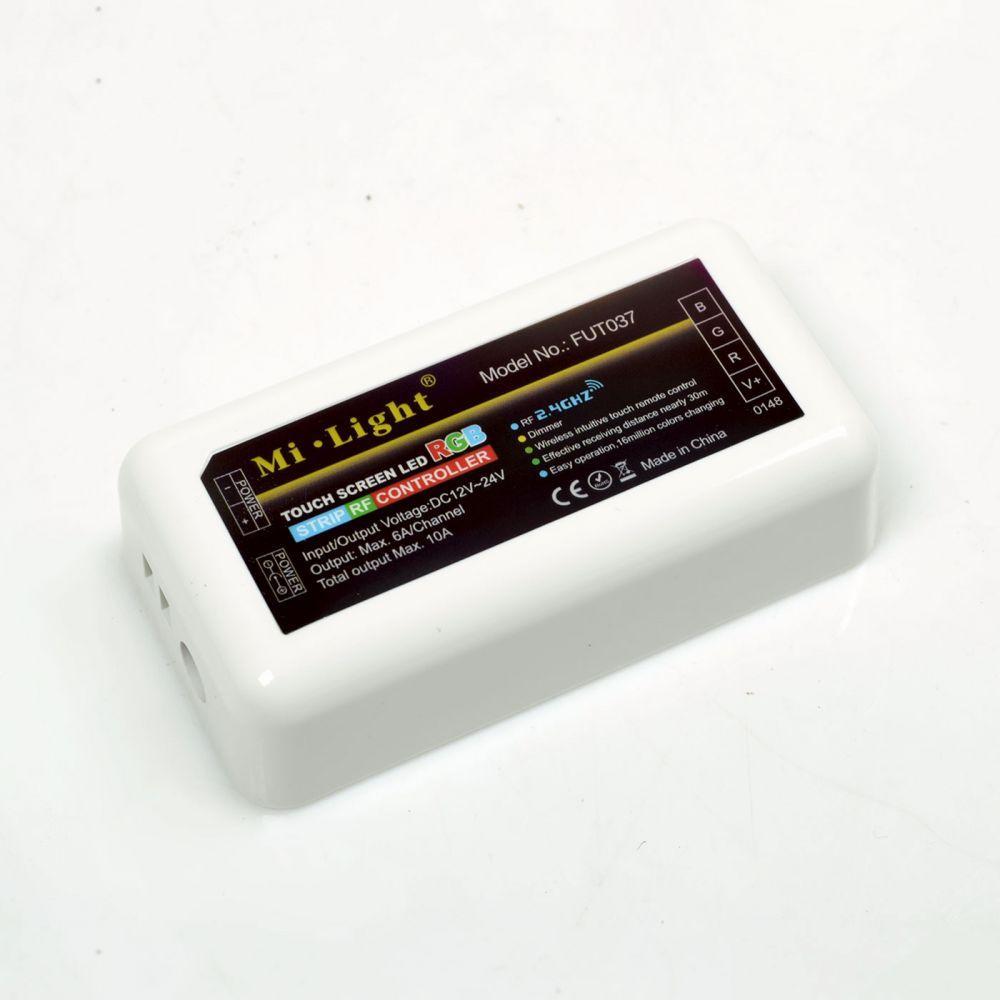 RGB-контроллер Ledstorm RF радио зональный 18A(3 канала) 216Вт