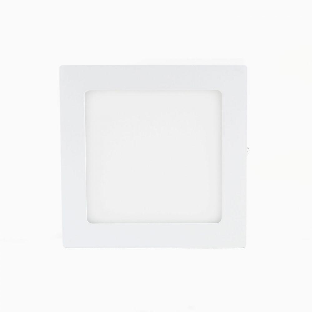 Накладной светодиодный светильник Venom 12W Квадрат