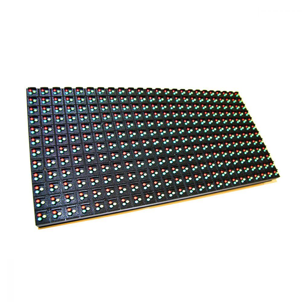 Полноцветный герметичный модуль P10 1R1G1B SMD (320х160мм)