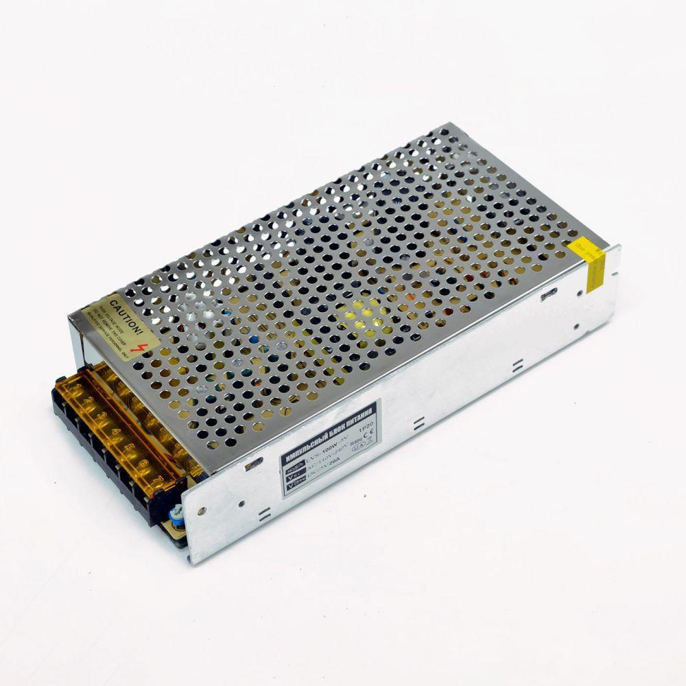 Блок питания Venom к модулям Р10, 5В, 20А, 100 Вт