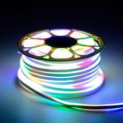 Світлодіодний неон Venom SMD 2835 120 Д.М. 220V IP67  Rainbow (VPN-2835120220-MIX) MIX