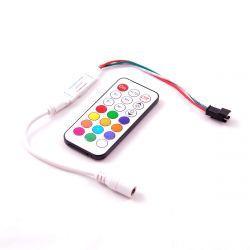 RGB-контроллер Venom mini RF радио Smart (21 кнопка на пульте)
