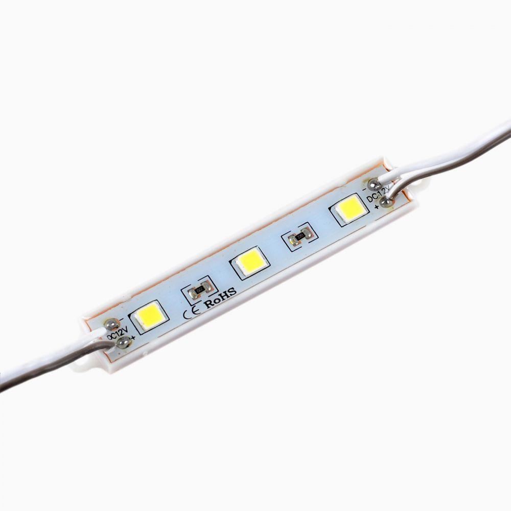 Светодиодный модуль VENOM SMD 5054 3led (SM-5054-3-CW)
