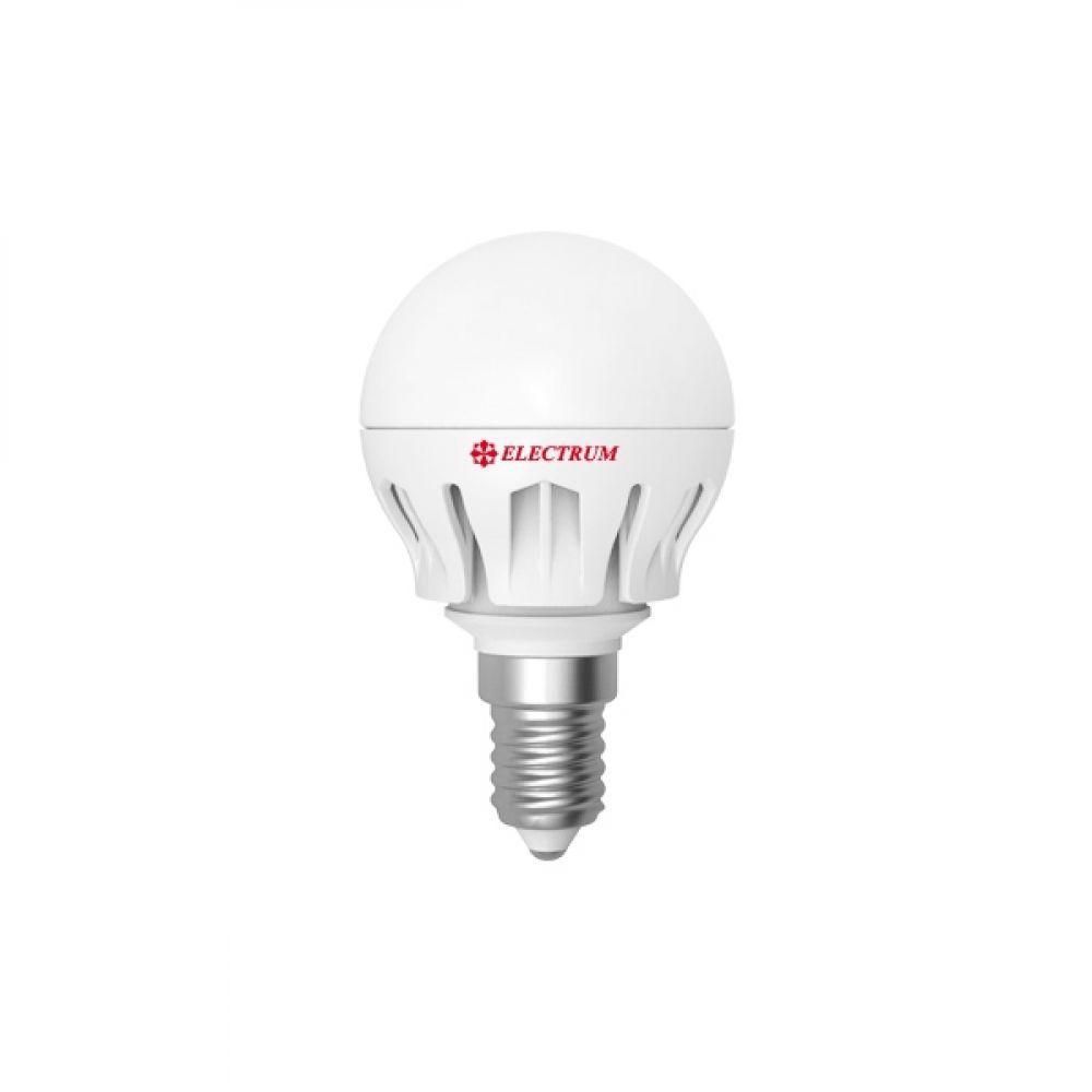 Светодиодная лампа E14 6Вт (LM-0306)