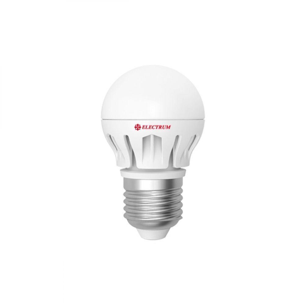 Светодиодная лампа E27 6Вт (LB-0308)