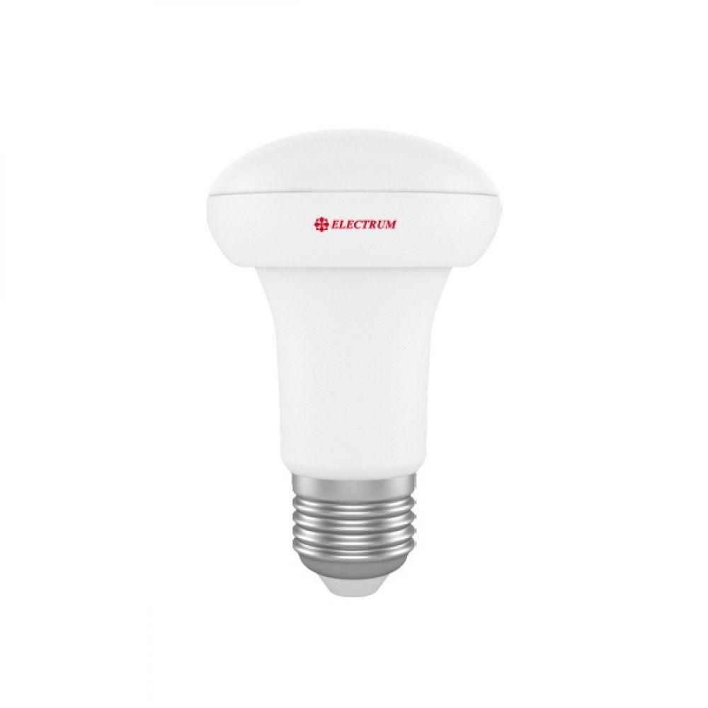 Светодиодная лампа E27 8Вт R63 (LR-0614)