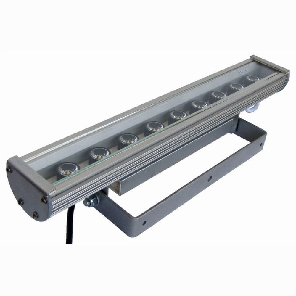 Линейный светодиодный ФИТО прожектор IP20 407мм (09С)