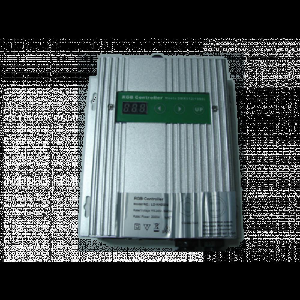 RGB-контроллер Venom 220V 2000W DMX