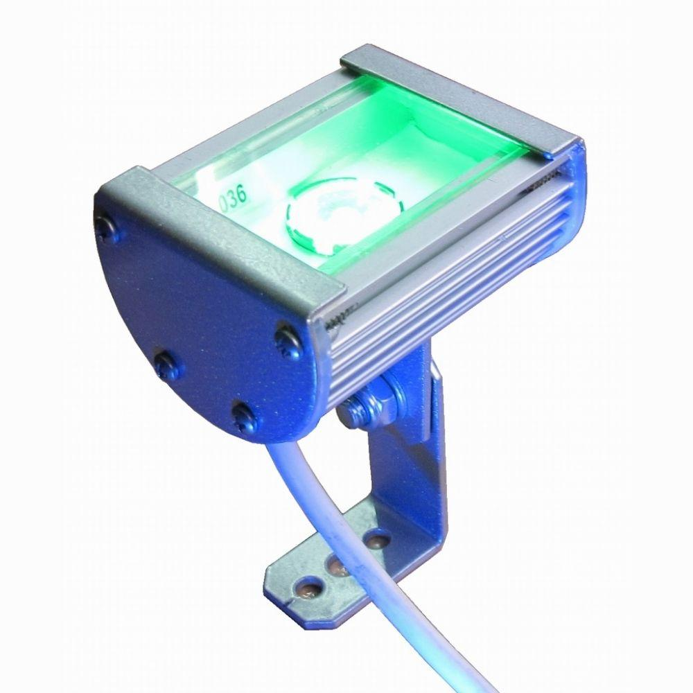 Линейный светодиодный прожектор IP68 89мм (01С)