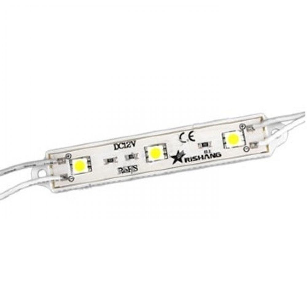 Светодиодный модуль SMD 5050 Rishang 48Lm (арт.LS-133AA)