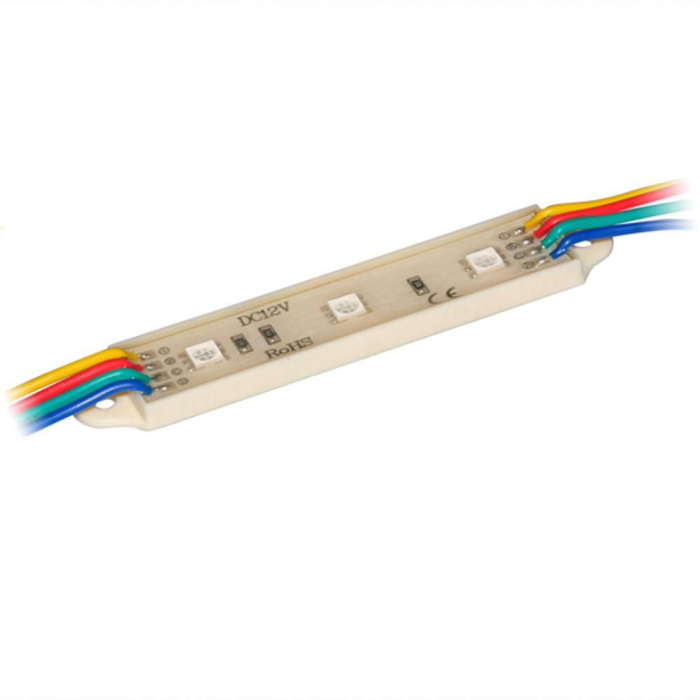 Светодиодный модуль SMD 5050 Rishang RGB (арт.LS-113AQ)
