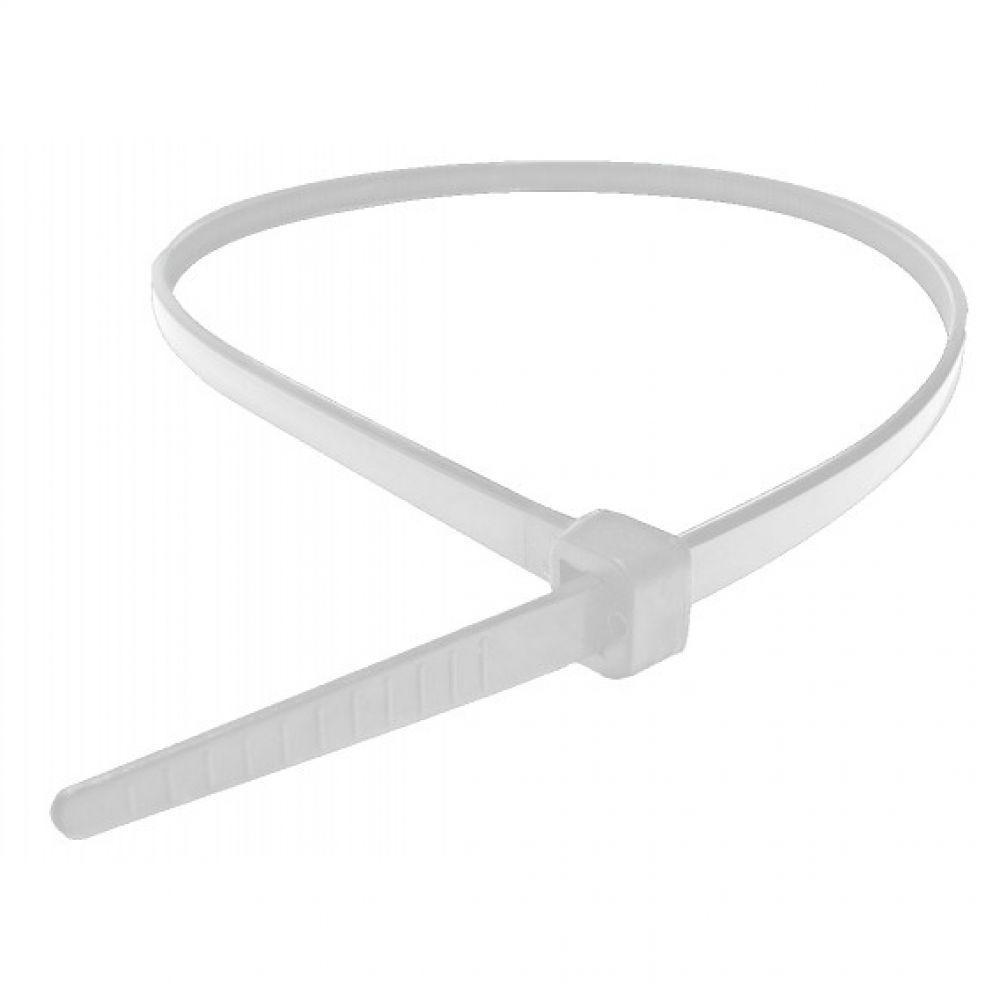 Кабельная стяжка 3,6*200мм с кольцом 100шт (арт.LS-87536)