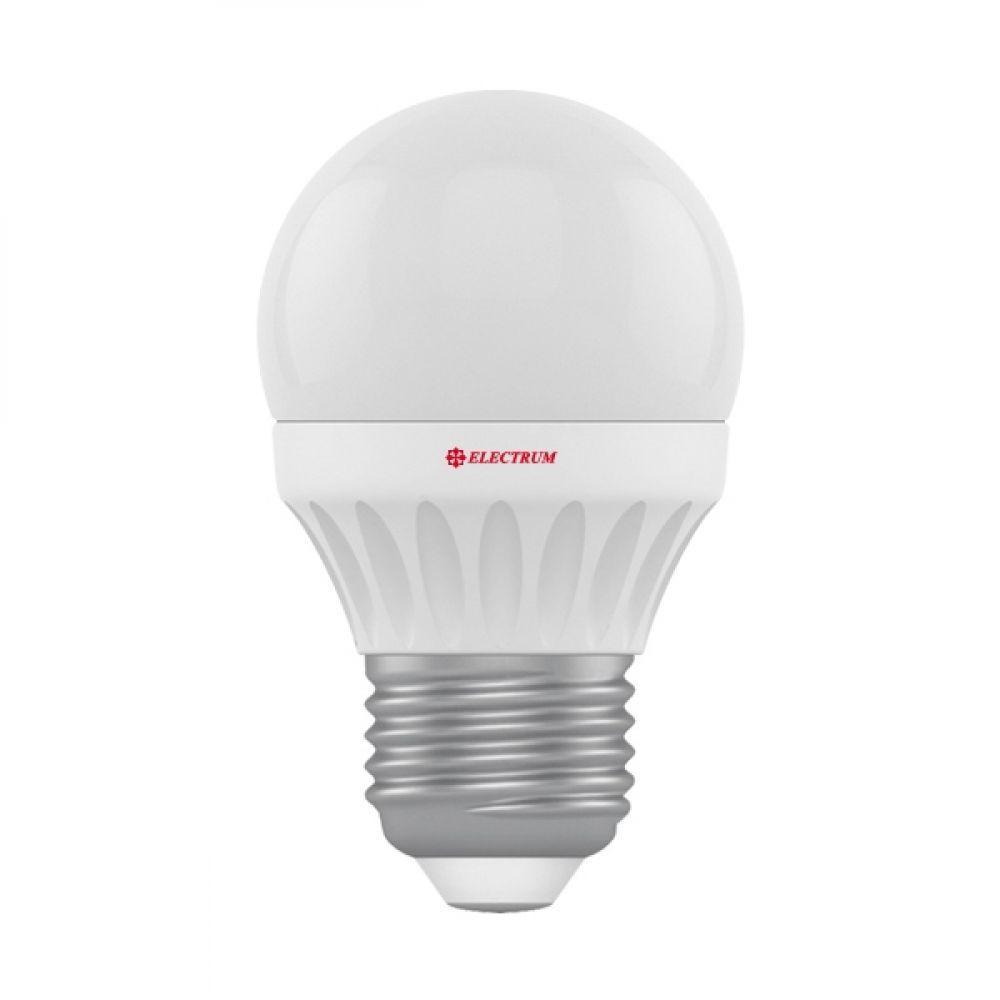 Светодиодная лампа E27 6Вт (LB-0751)