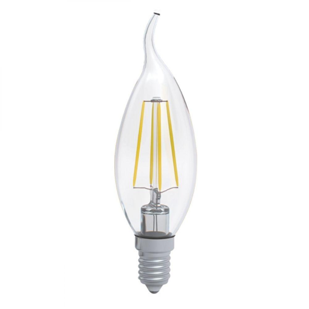 Светодиодная лампа E14 4Вт (LC-0414)