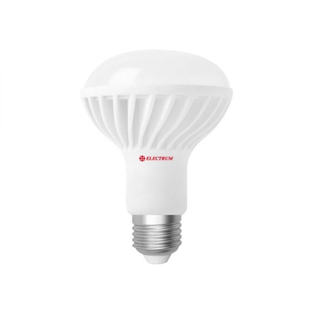 Светодиодная лампа E27 10Вт R80 (LR-0706)
