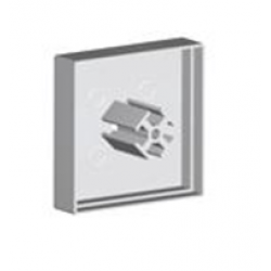 Заглушка квадратная большая (арт. ЗСМ)