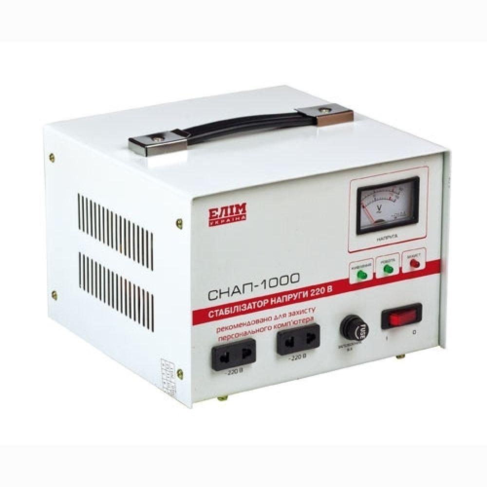 Стабилизатор напряжения СНАП-1000