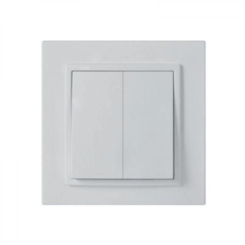 Выключатель двойной (арт. ЕН-2102)