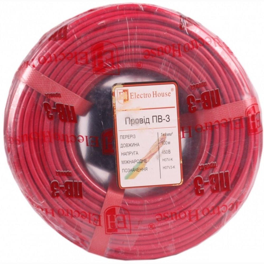 Провод ПВ-3 1х4