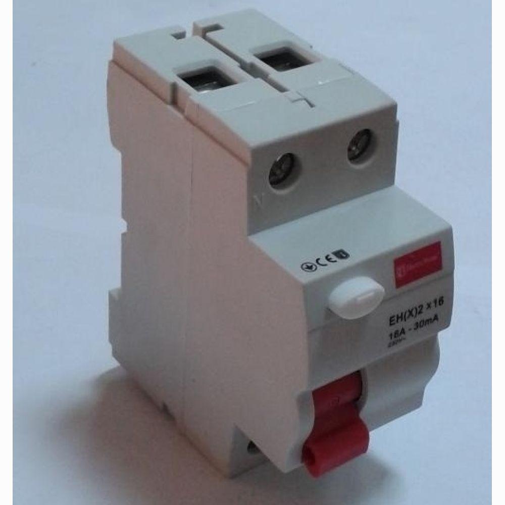 Пристрій захисного відключення ПЗВ (арт. EH (х) -2х40)