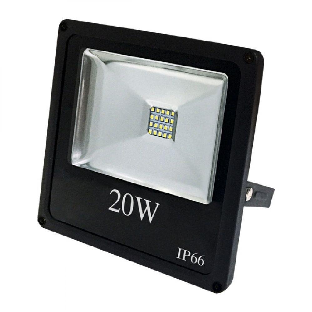 Светодиодный прожектор LITEJET 20Вт Белый (арт. B-LF-0888)