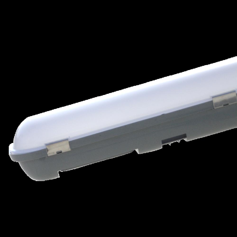 Линейный LED светильник 40W, 1200мм (арт. LN-236-PL-03)