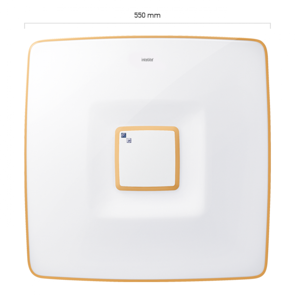 Светильник (LED) Intelite 50W квадрат (арт. 1-SMT-101R)