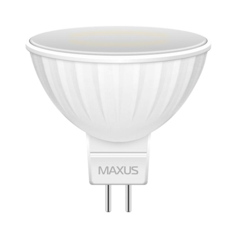 LED лампа 5W яскраве світло MR16 GU5.3 220V (арт. 1-LED-400-01)