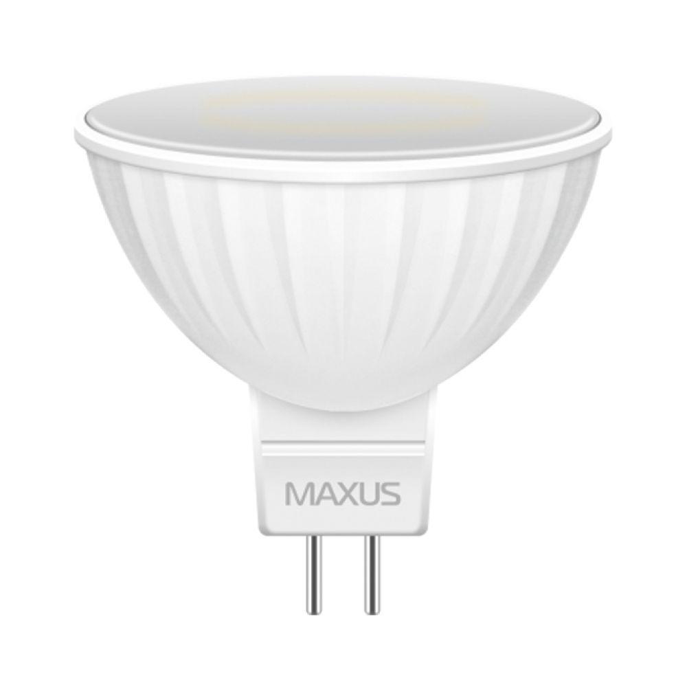 LED лампа 4W яркий свет MR16 GU5.3 220V (арт. 1-LED-404-01)
