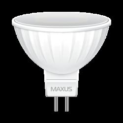 LED лампа MR16 5W 220V GU5.3 AP (арт. 1-LED-512)