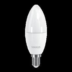 LED лампа C37 6W 220V E14 (арт. 1-LED-533)