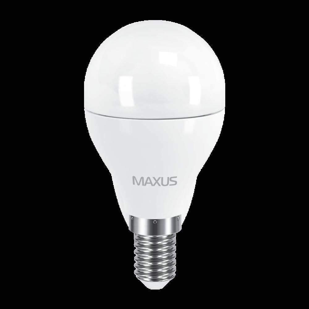 LED лампа G45 6W 220V E14 (арт. 1-LED-543)
