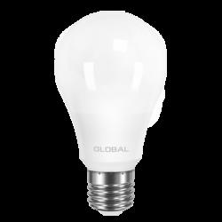 LED лампа GLOBAL A60 10W 220V E27 AL (арт. 1-GBL-163)
