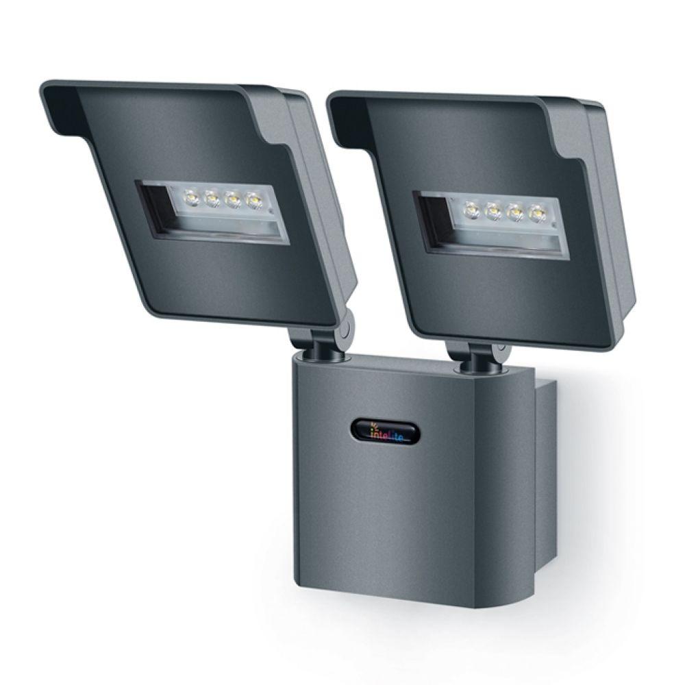 Вуличний LED світильник Intelite 2H 20W 220V (арт. 1-HD-002)