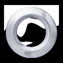Декоративная накладка для LED светильника MAXUS SDL mini, Хром (по 2 шт.) (арт. 2-CSDL-CH-1)