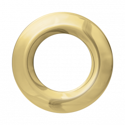 Декоративная накладка для LED светильника MAXUS SDL mini, Золото (по 2 шт.) (арт. 2-CSDL-GL-1)