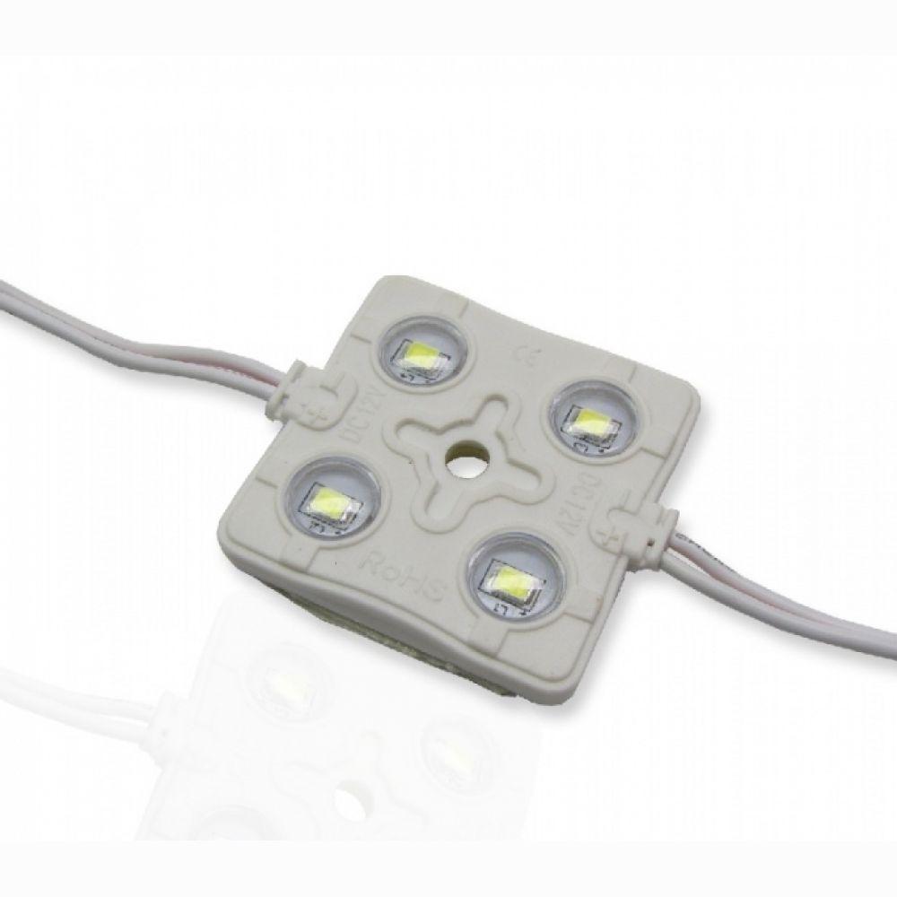 Світлодіодний модуль SMD 2835 120Lm з лінзою VENOM